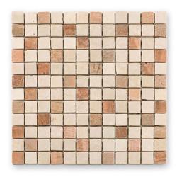 Bärwolf CM-7108 mozaika marmurowa CM-7108 30,5 x 30,5 cm