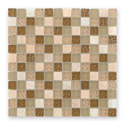 Bärwolf GL-2494 mozaika szklano - marmurowa 29,8 x 29,8 cm