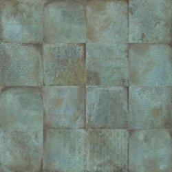 Caesar Trace Mint Decor 60 x 60 cm - płytki gresowe