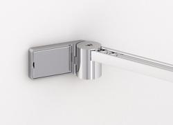 Sanswiss Swing Line SLR - kabina prysznicowa 1/4 koła z drzwiami otwieranymi