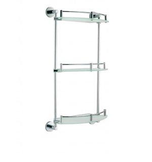 Stella Classic półka potrójna szkło matowe