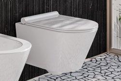 Zero NF 50 - miska WC podwieszana bezkołnierzowa 50 cm